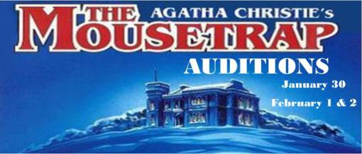 The Mousetrap auditions